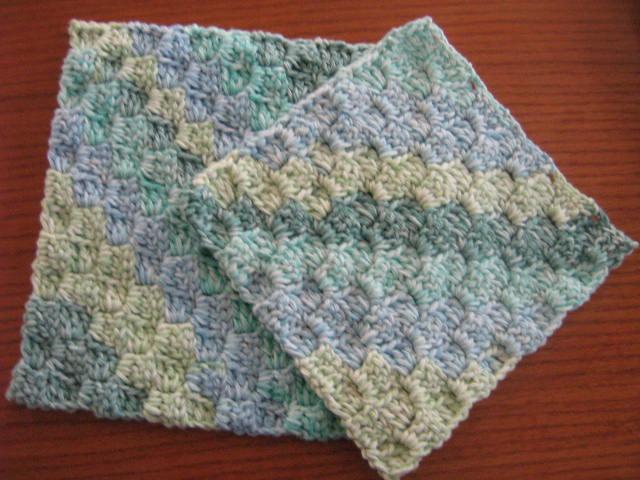 Diagonal Crochet Stitch Beauport Stitches